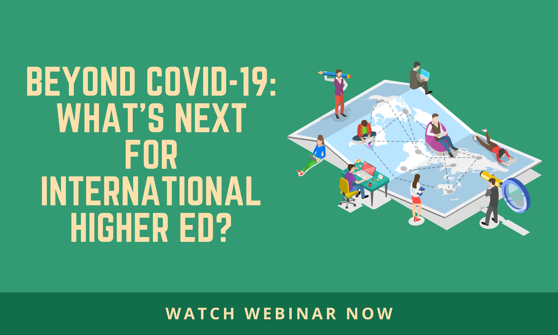Watch Webinar Now Beyond COVID-19
