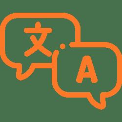 localización de idiomas