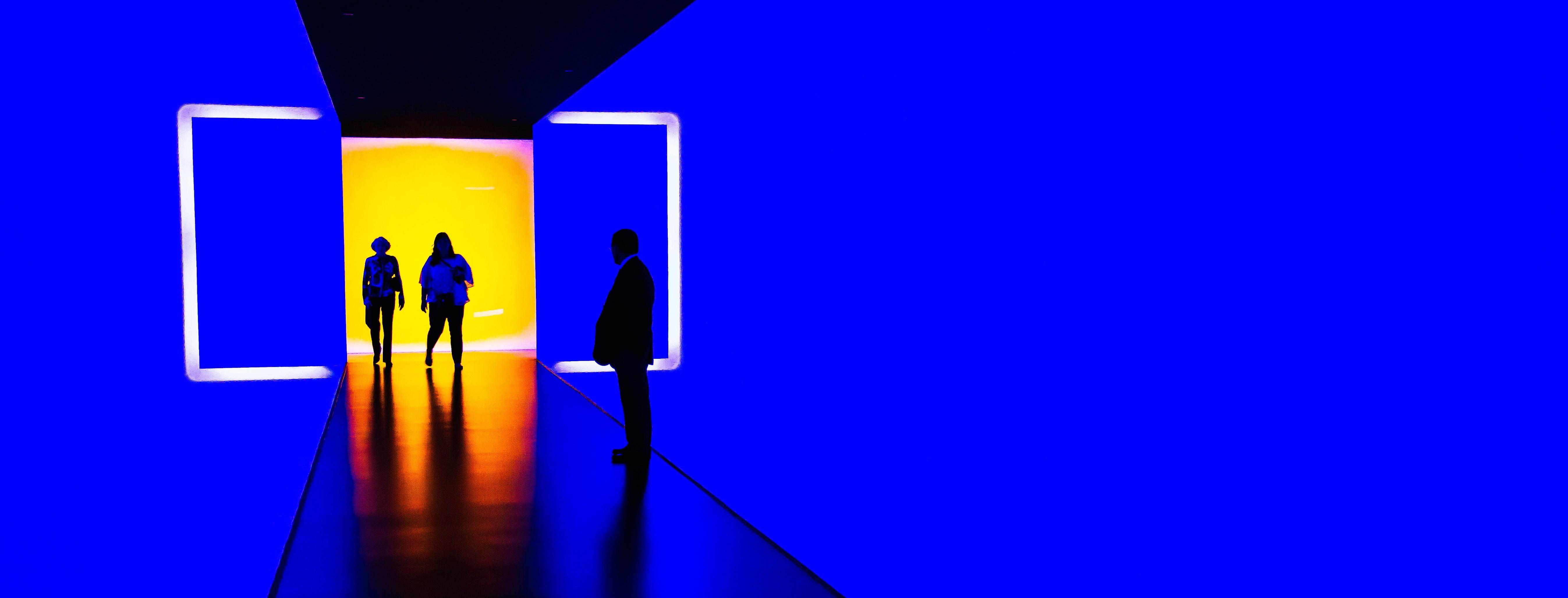 Disruption Blue
