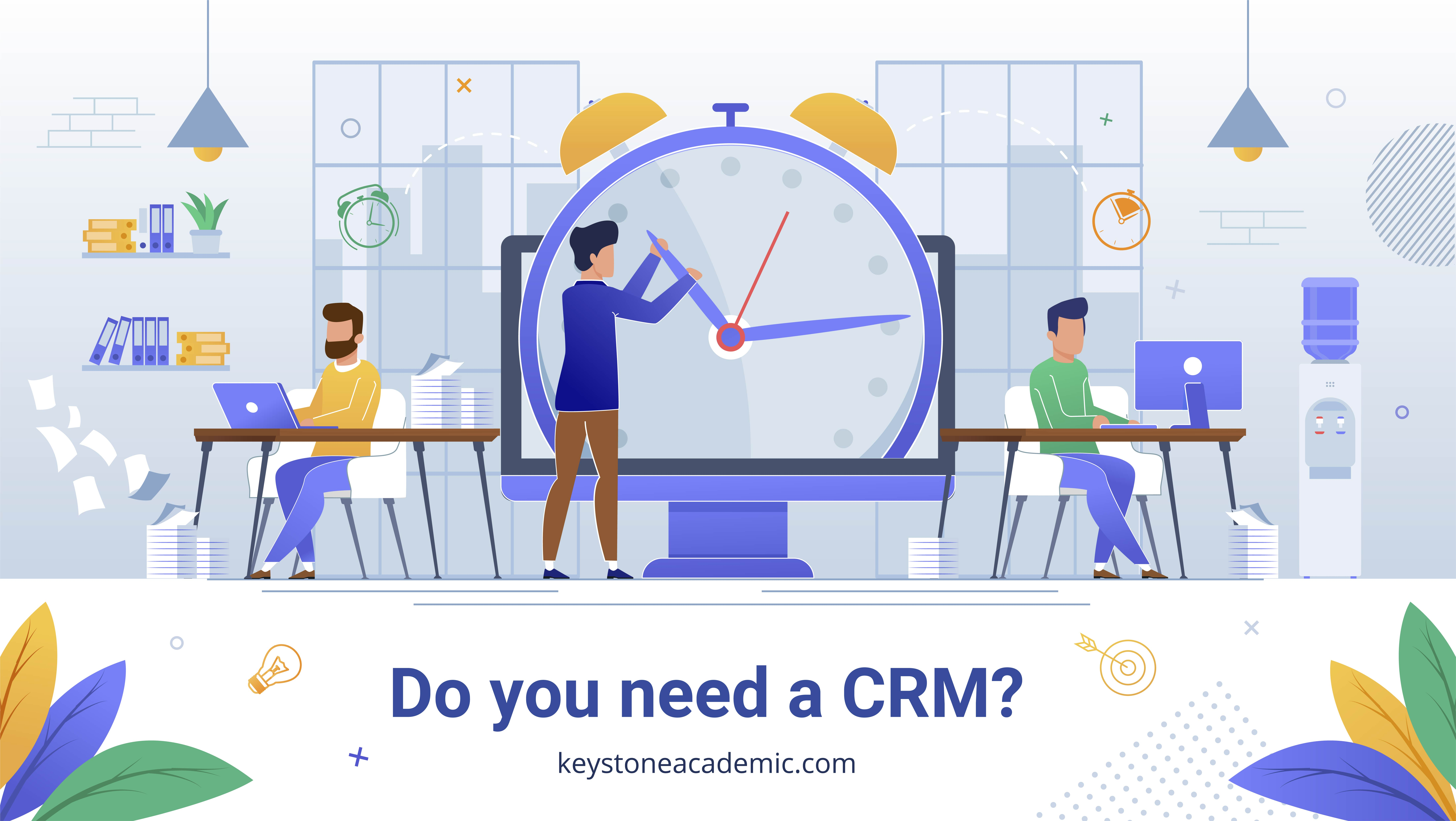 Do you need a crm