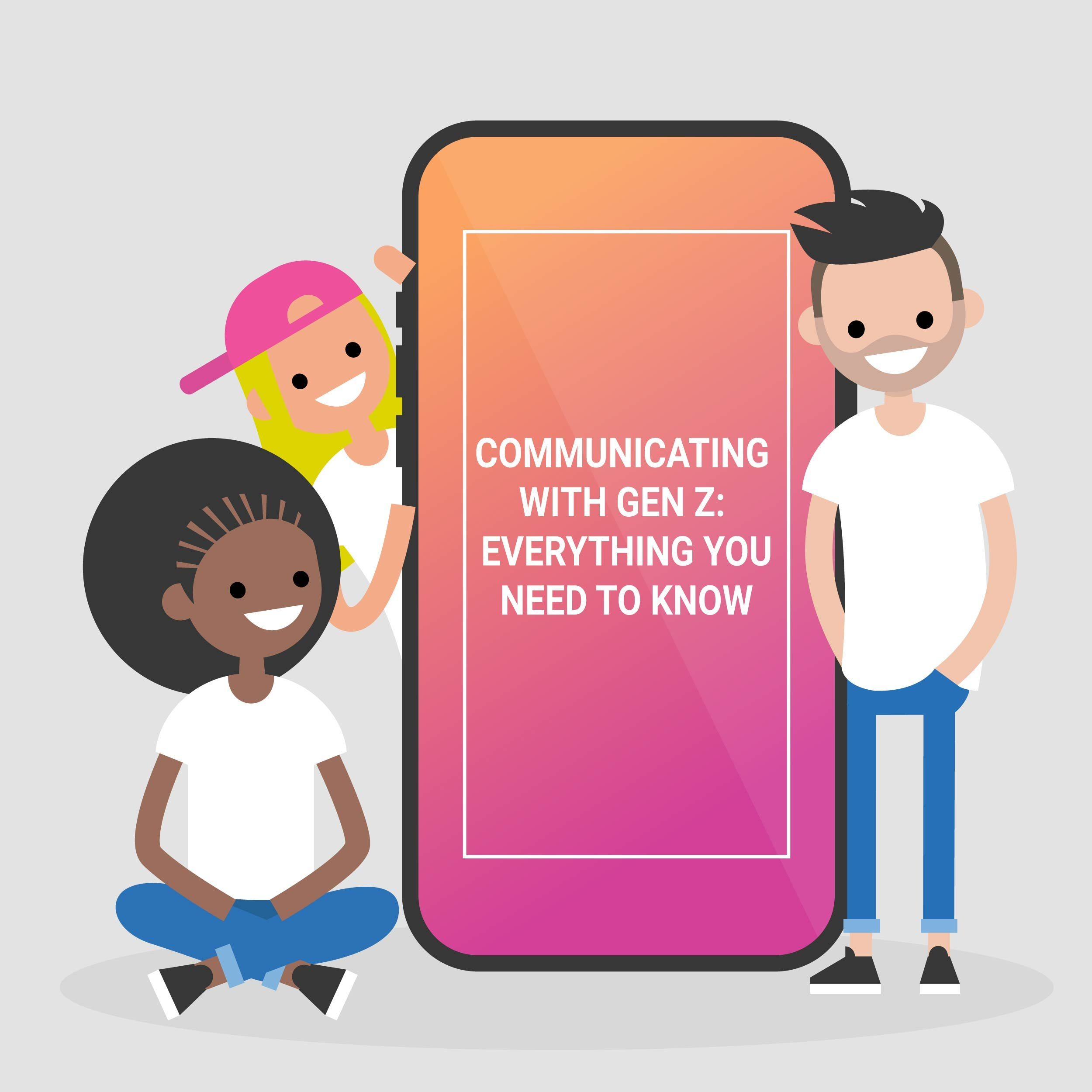 communicating with gen z