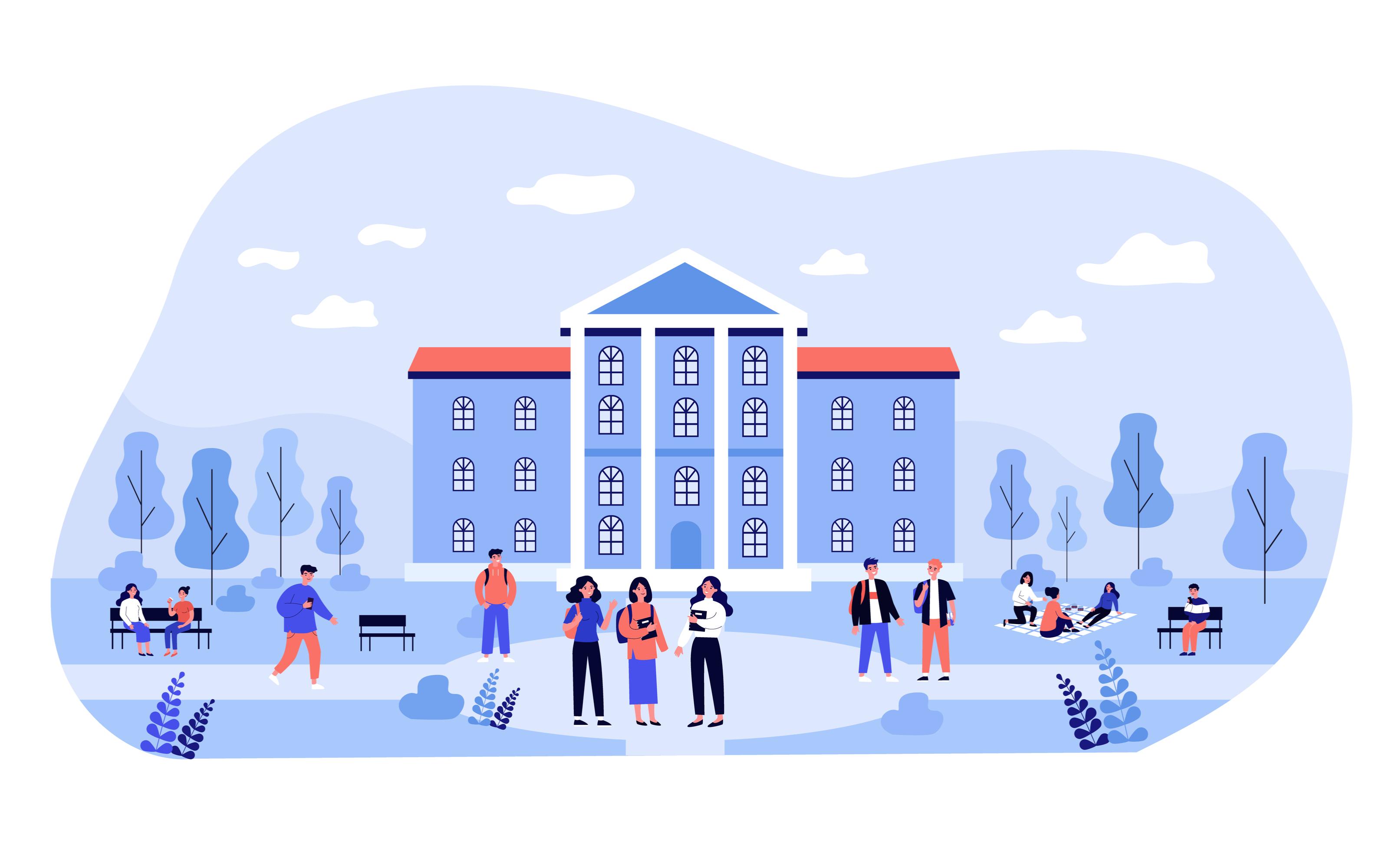 Higher education rankings university 2021
